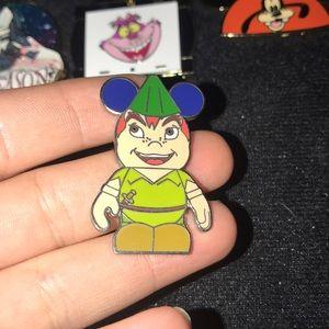 Disney Peter Pan Vinyl Pin